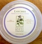 Penny Royal Laychee fresh goat cheese