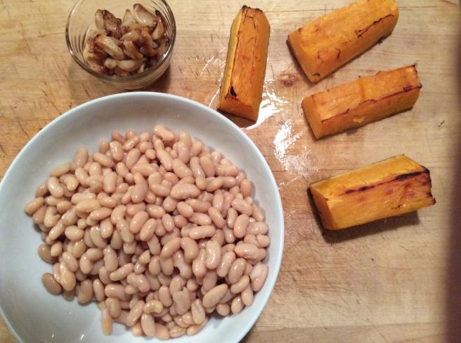 Cannellini Bean Mash