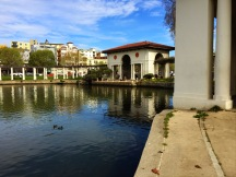 Lake Merritt, Lakeside Park end