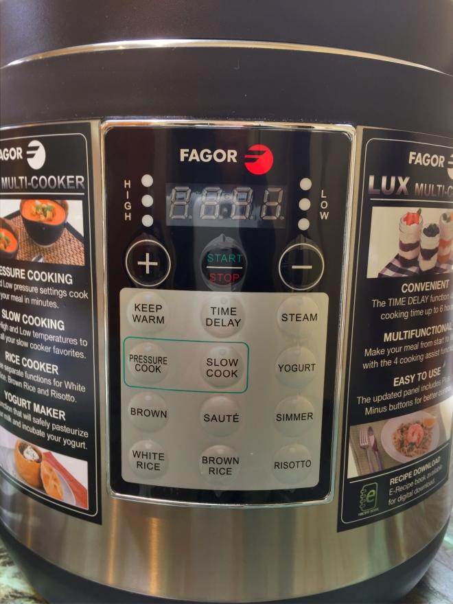 Fagor LUX Multicooker