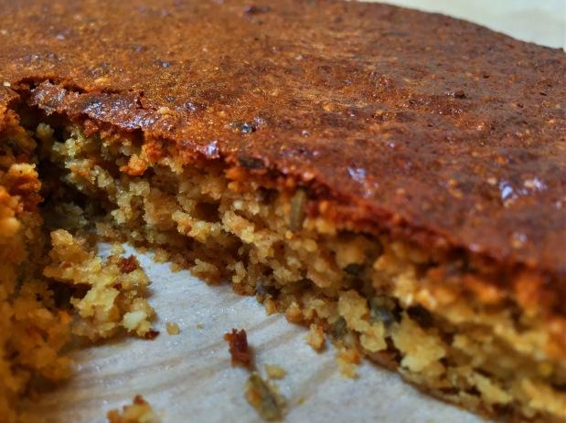 June in the Kitchen – Lavender NutCake