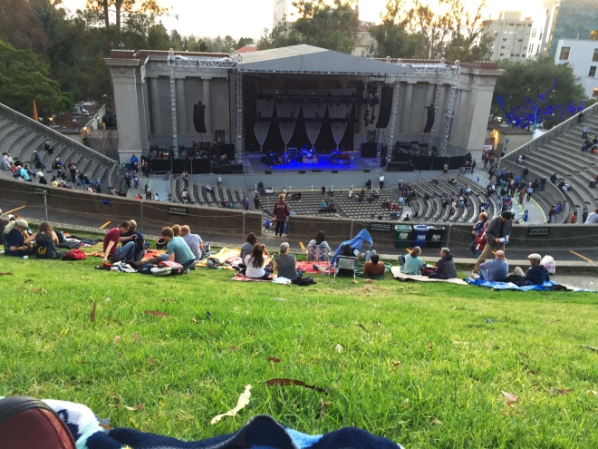 Greek Theater on the UC Berkeley Campus