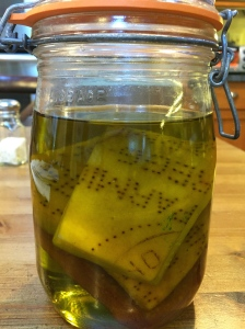 Parmesan Olive Oil