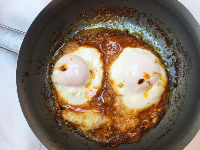 Perfectly Cooked Eggs