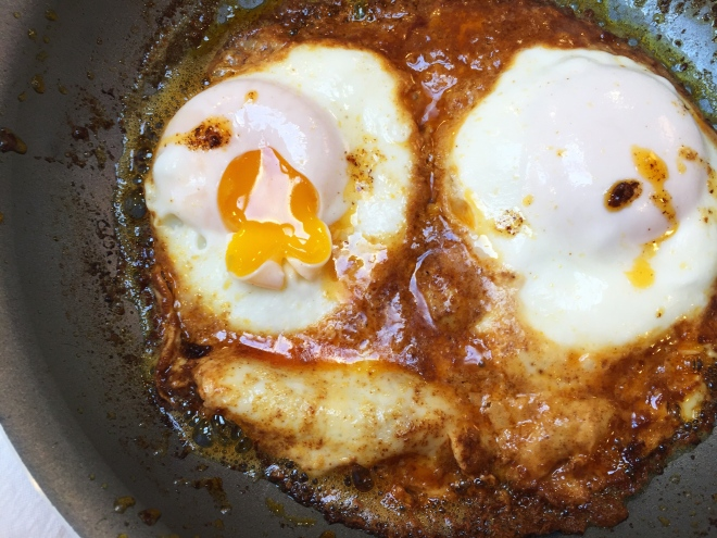 Perfectly Fried Eggs
