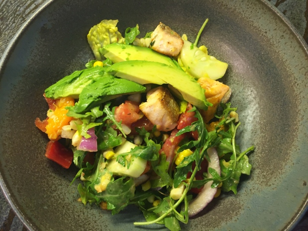 June – Summer Detox Salad