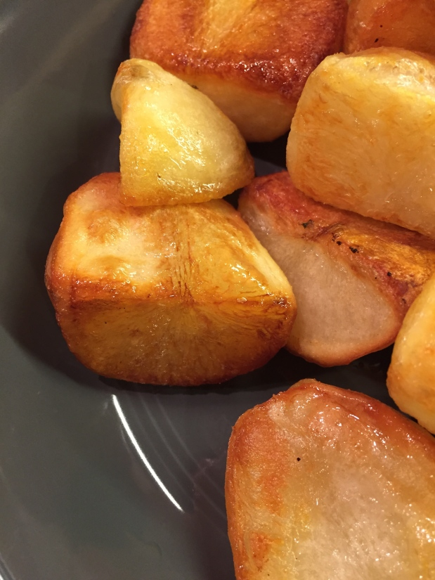 November – Perfect Roast Potatoes for Thanksgiving