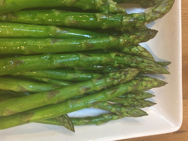 May – Sous videasparagus